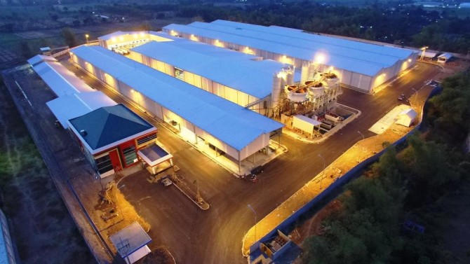 pabrik baru