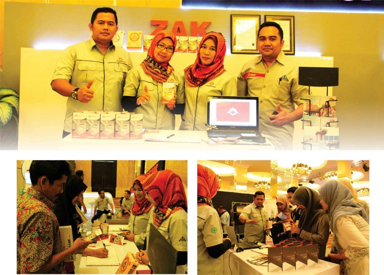 KWSG SHOW OF GRESS BOARD DI PAMERAN PERKEMBANGAN TEKNOLOGI TINGKAT JAWA TIMUR